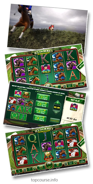 topcourse monde du turf et casino